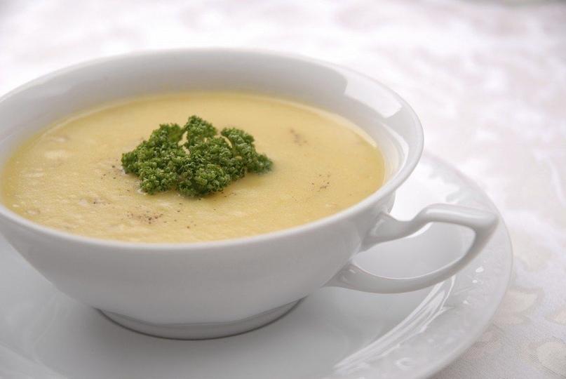 Диета овощными супами
