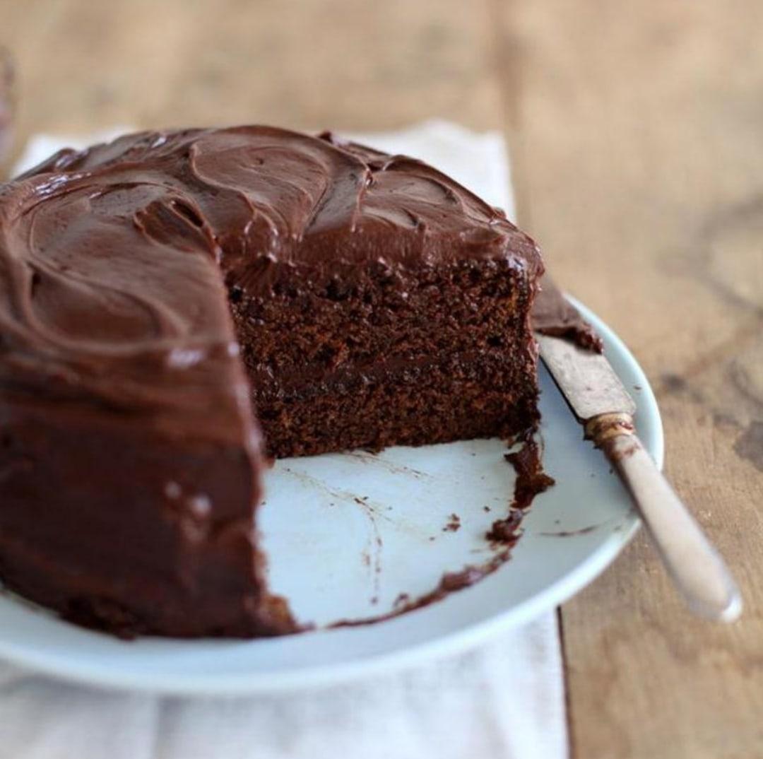 Шоколадный торт рецепт с фото пошагово простой
