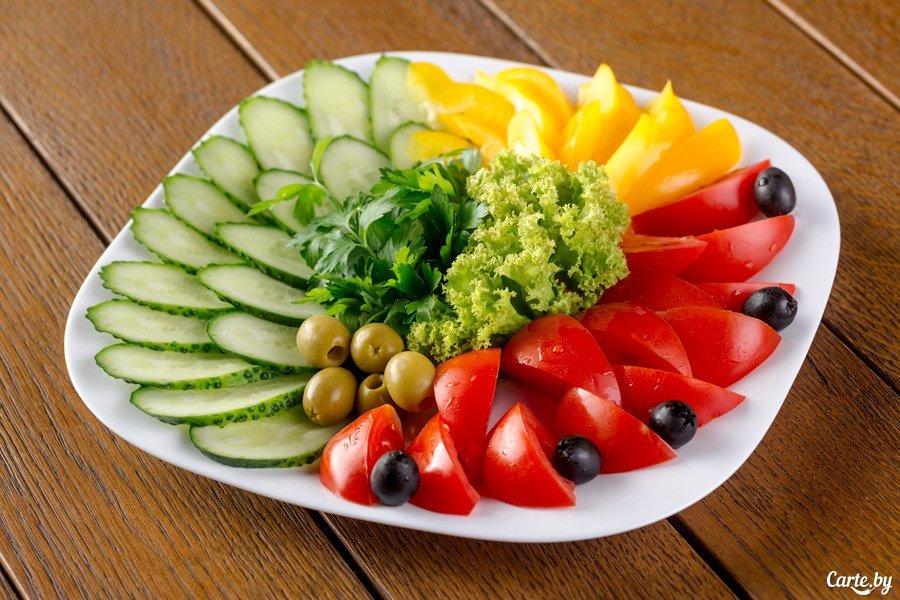 правильной овощная нарезка пошаговое фото приготовления выбор