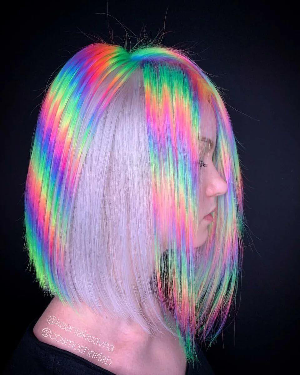 фоторедактор с эффектом окрашивания волос неотъемлемая часть любого