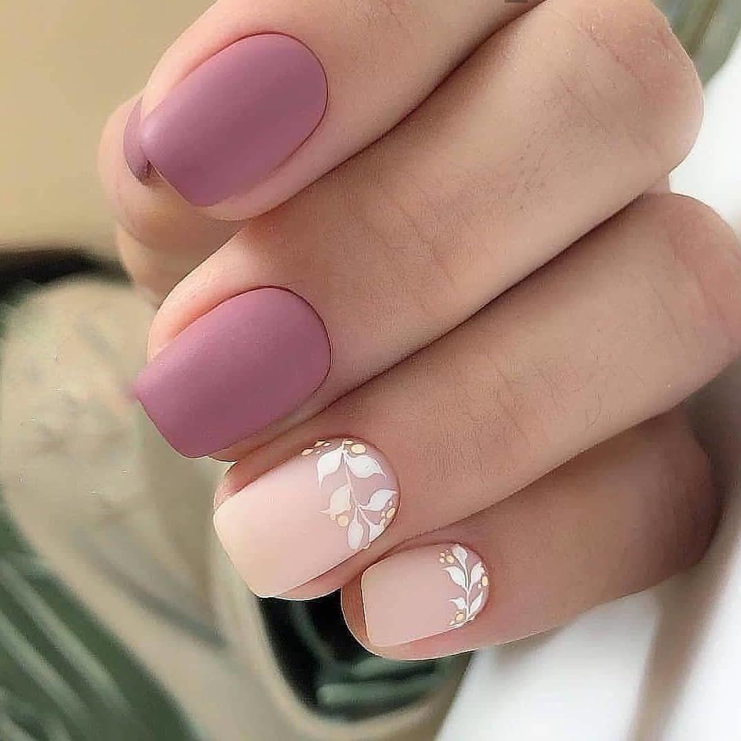 Нежный маникюр шеллаком (36 фото): пастельные тона на ногтях