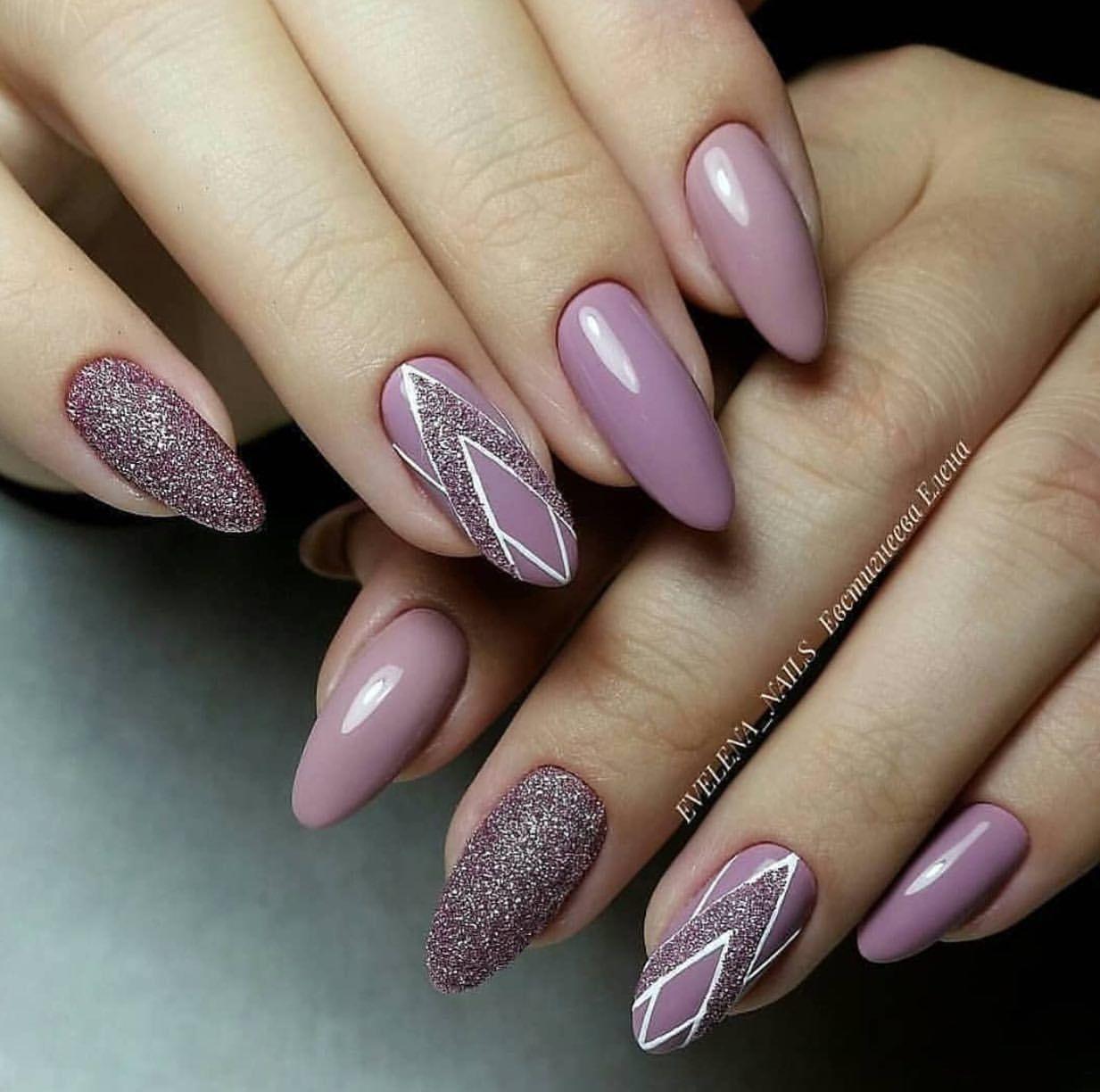 Форма ногтей Подбираем для Вас правильную форму Идеальный Ма