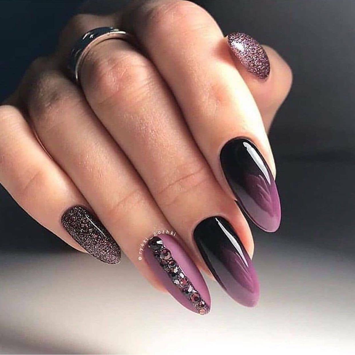 Интересный дизайн ногтей 2020 фото новинки