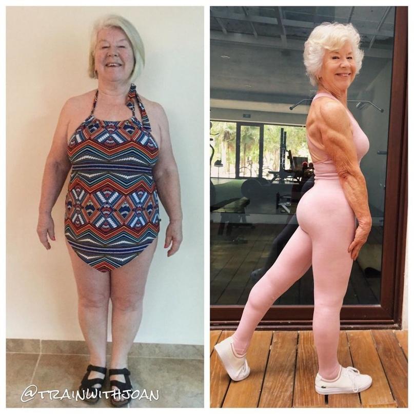 Похудеть в 43 года женщине