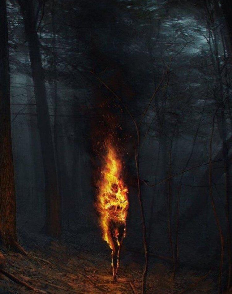 И если мой огонь погас картинки