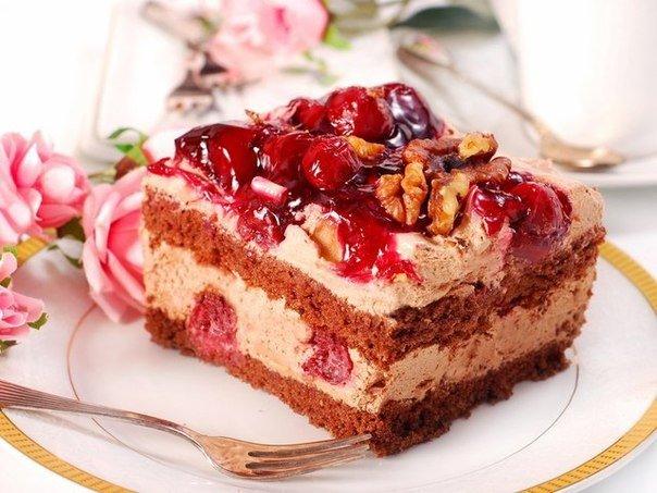 рецепт самого красивого вкусного торта с фото