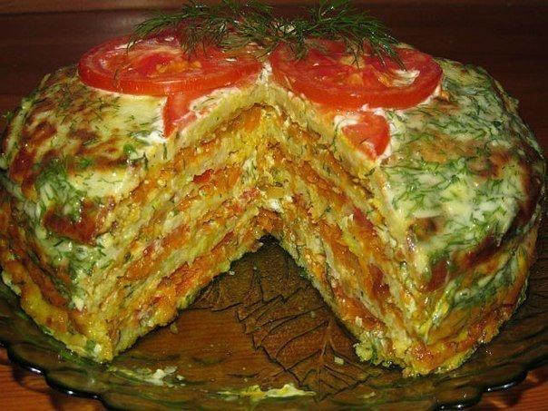 Новые блюда из кабачков рецепты с фото