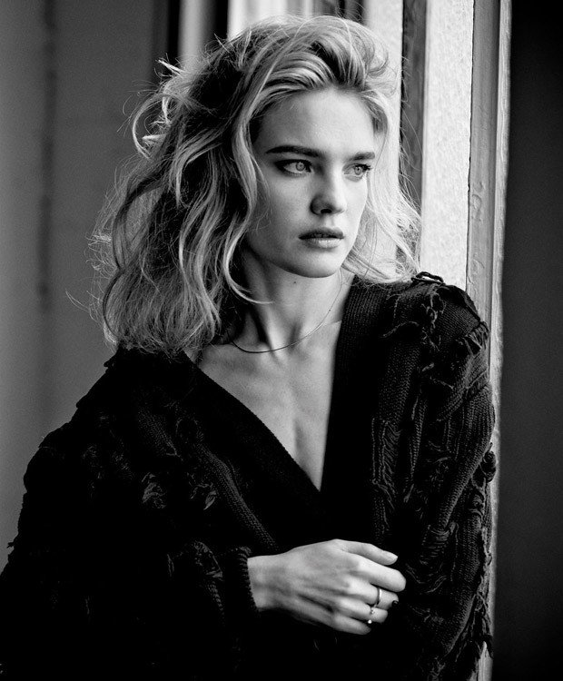 Natalia Vodianova for L'Express Styles by Matthew Brookes.
