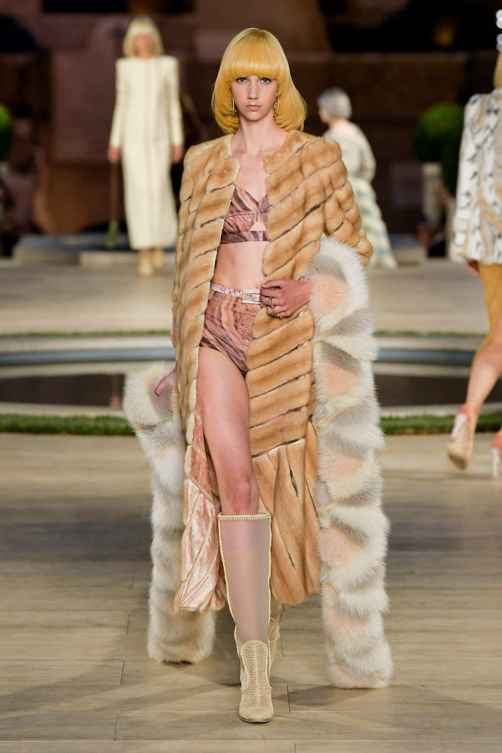 Fendi Couture Fall-Winter 2019-2020.