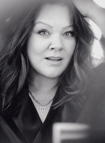 Melissa McCarthy for WSJ. Magazine by Dan Martensen.
