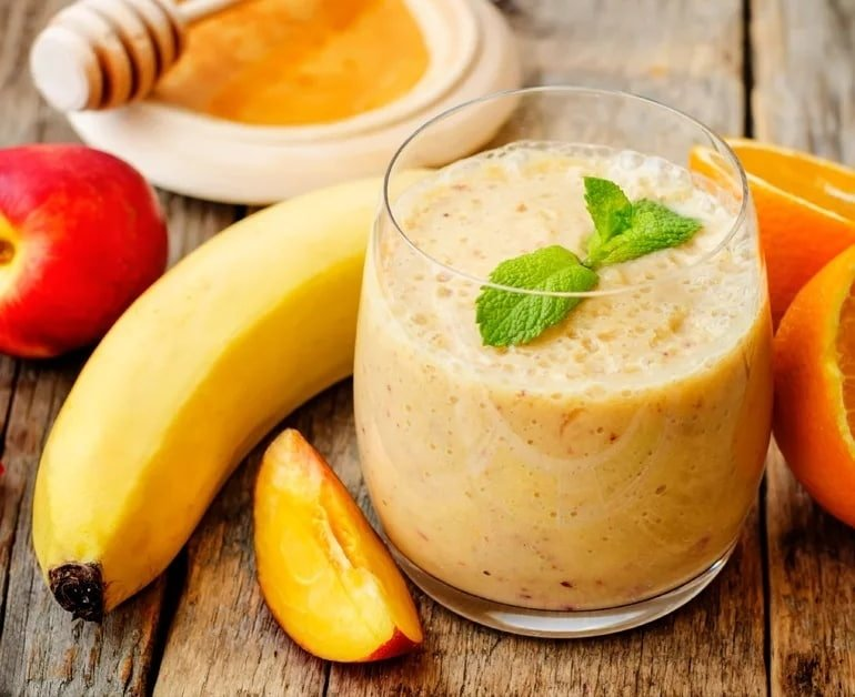 Бананово Йогуртовая Диета.