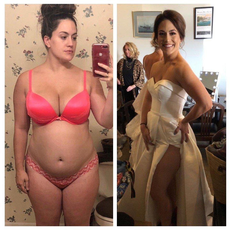 Фото Я Похудела На 25 Кг. История похудения Натальи, сбросившей 25 кг