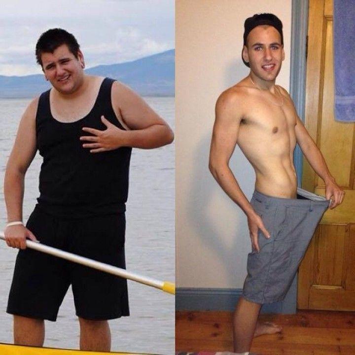 История о похудении мужские