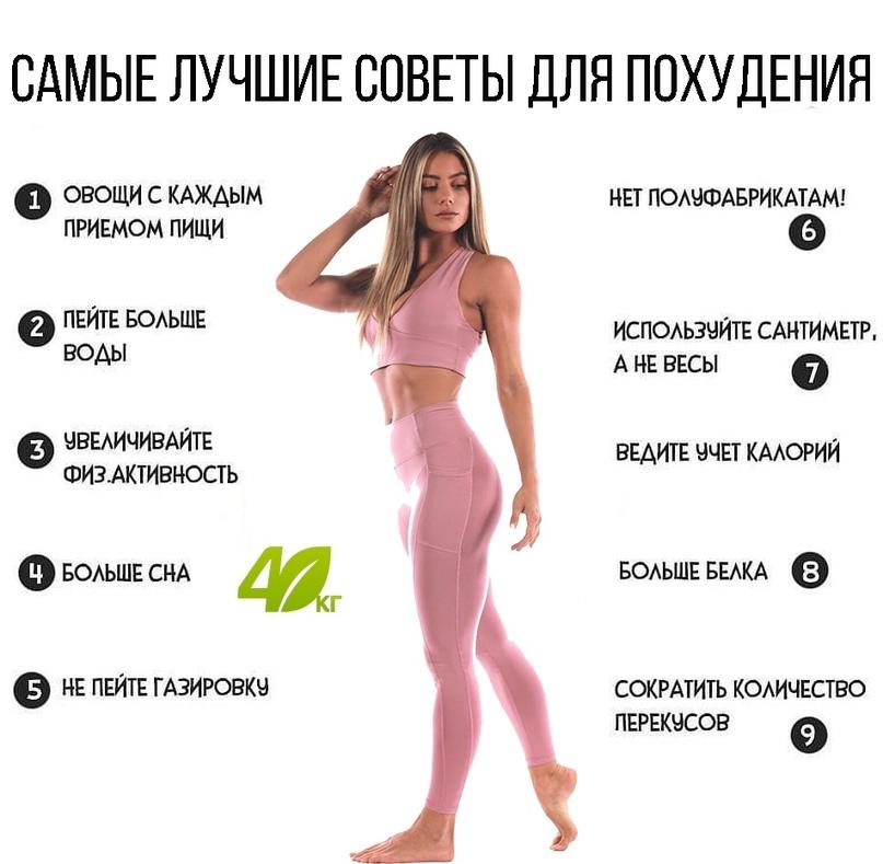 Совет К Похудению.