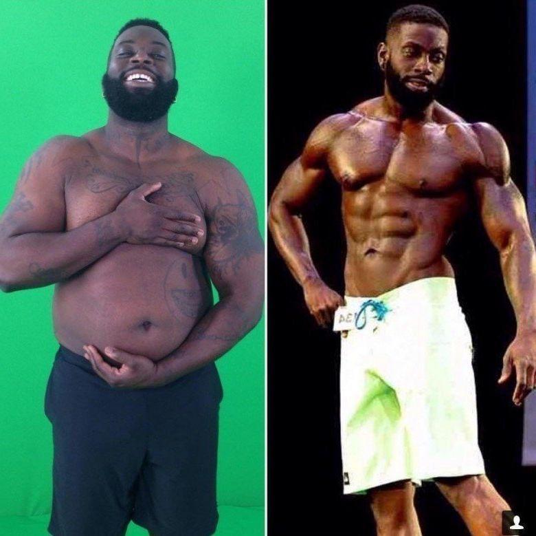 Ты похудел надо поправиться