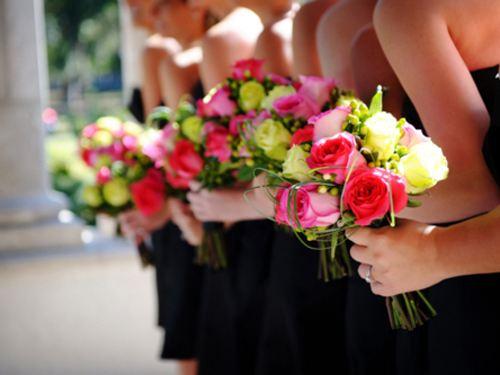 Букет в подарок для невесты от подруги фото 12