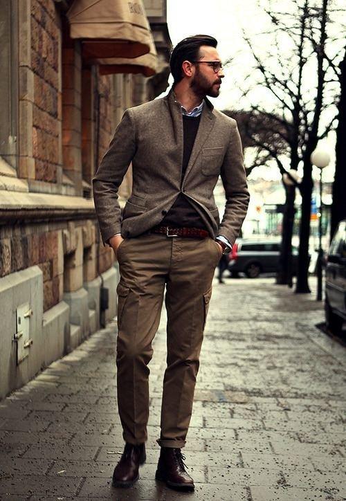 Как щас модно одеваться мужчине