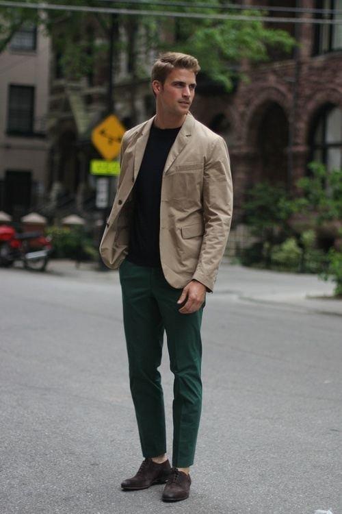 Стильно одеваться для мужчин