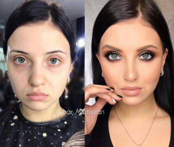 белье стоит тип глаз и макияж фото модели