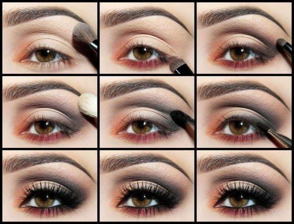 Как сделать макияж для начинающих