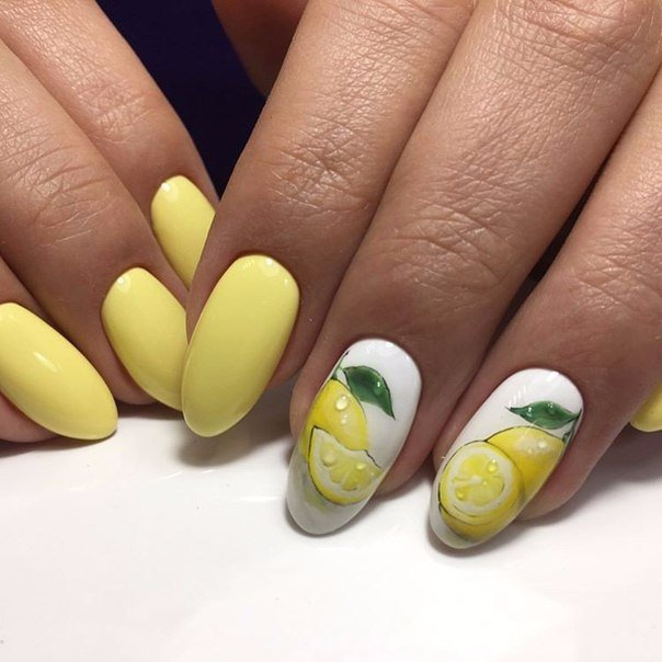 Ногти рисунки на ногтях новинки 2017-2018 лето