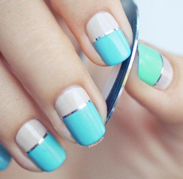 Последние новинки в дизайне ногтей