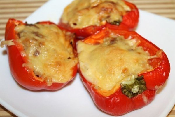 Как приготовить в духовке фаршированные перцы