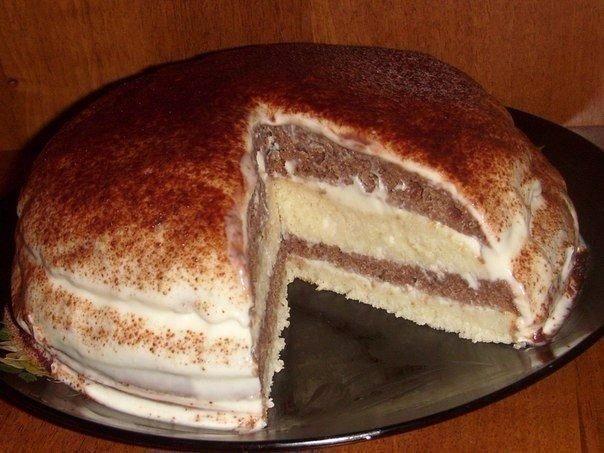 Торт быстрого приготовления рецепт фото