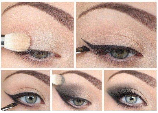 Красивые макияжи своими руками