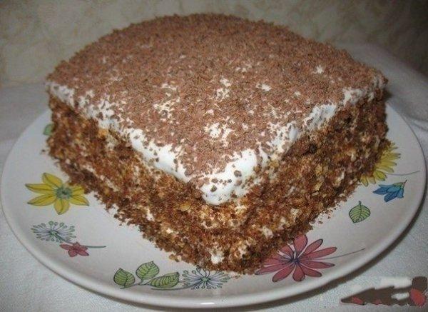 Как приготовить вкусный корж для торта