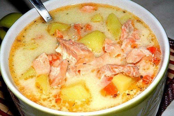 Суп с копченым окорочком и плавленным сыром рецепт пошагово