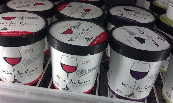 Мороженое из вина своими руками 19
